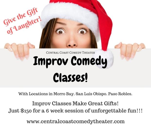 Holiday Improv Classes