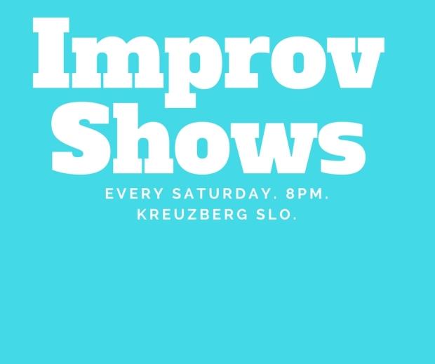Improv Shows November