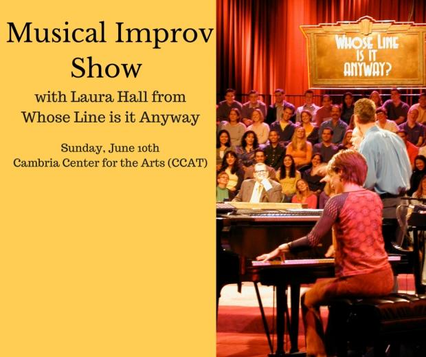 musicaal improv show